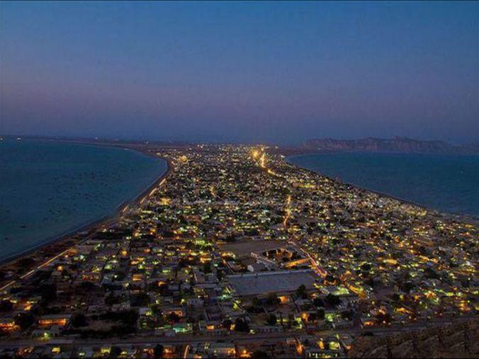 Lovely-sunset-at-Gwadar-Port1